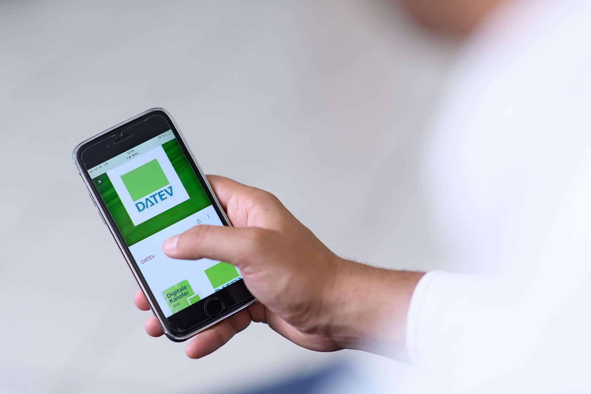 Digitalisierung in der Steuerberatung: Mit Kurka und DATEV Unternehmen Online sowie DATEV Mobile Upload